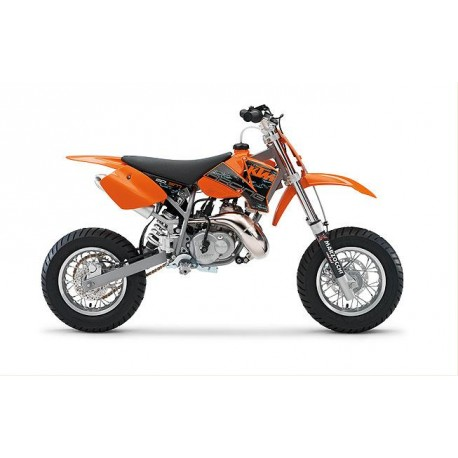 Coffret Moto KTM 50 SUPERMOTARD