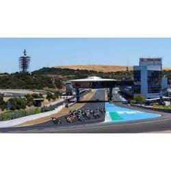 3 jours roulage Jerez 2/ 3/ 4 JANVIER
