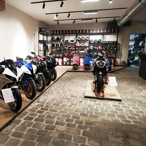 acheter une moto à la ciotat