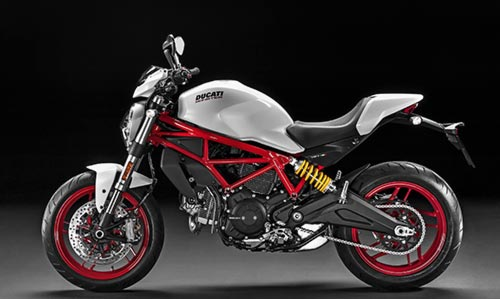 location Ducati Monster 797 chez 4GMoto