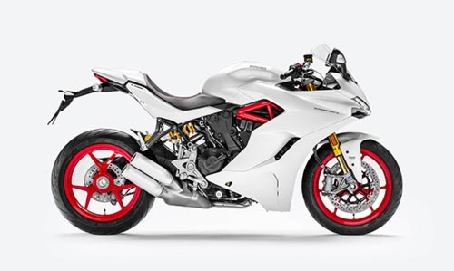 location Ducati Supersport 937 chez 4GMoto